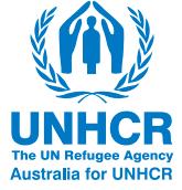 UNHCR Australia Logo