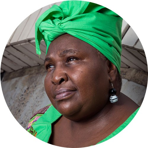 Rosemary of Baulkham Hills African Ladies Troupe