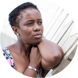 Aminata of Baulkham Hills African Ladies Troupe